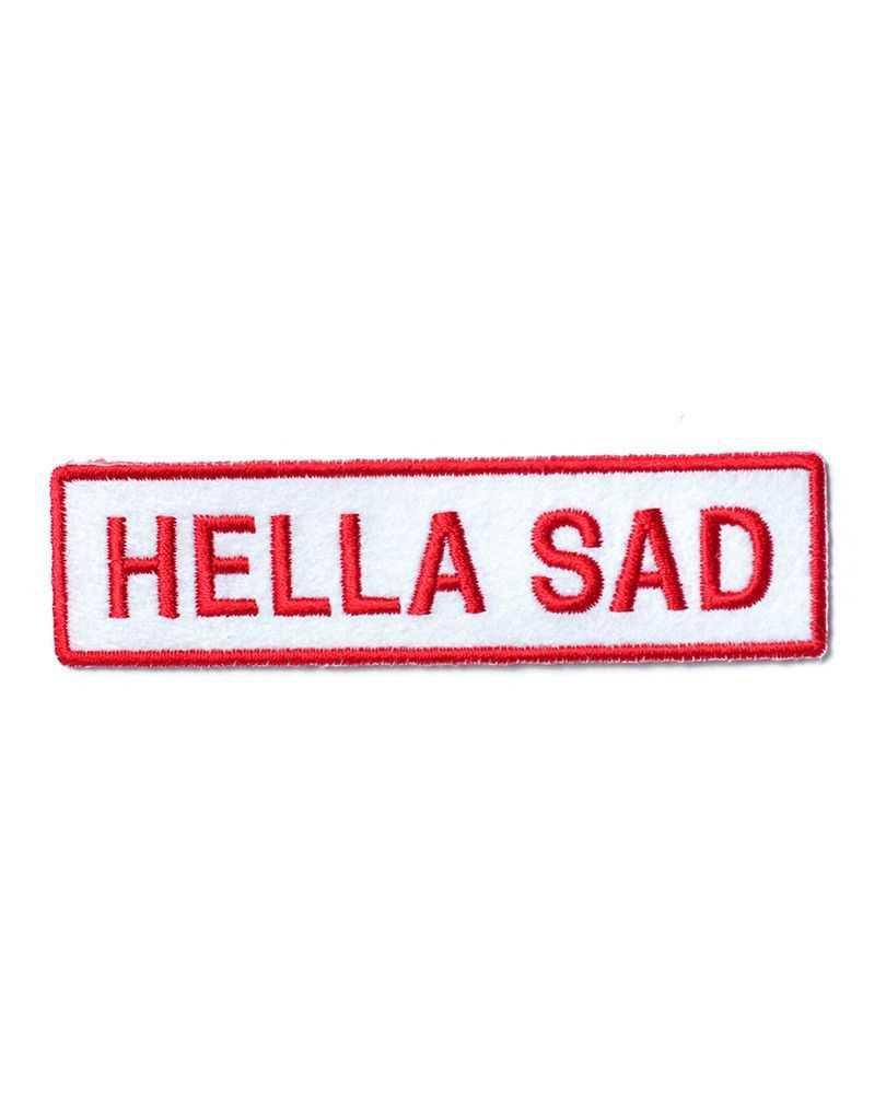 hella sad patch