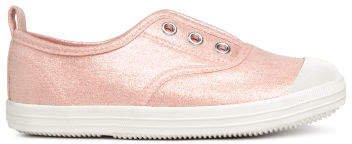 Shimmering Sneakers - Pink