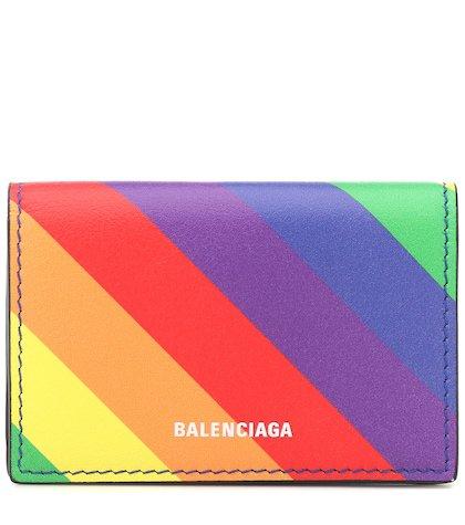 Ville Mini leather wallet