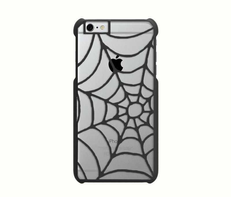 iPhone 6 Plus Case - Spider Web 3D print model | CGTrader