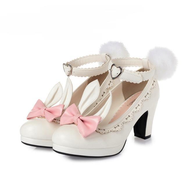 bunny heels 1