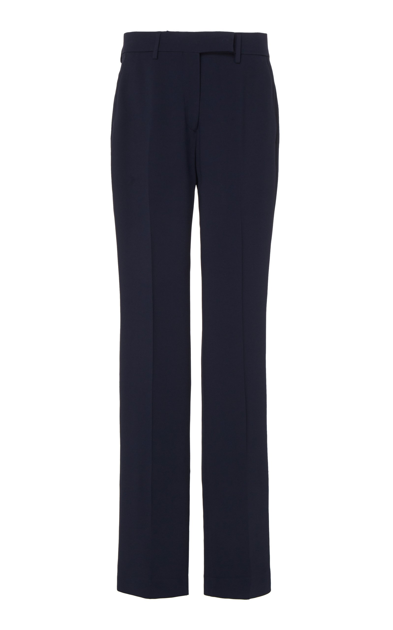 Etro Pleated Straight-Leg Trousers