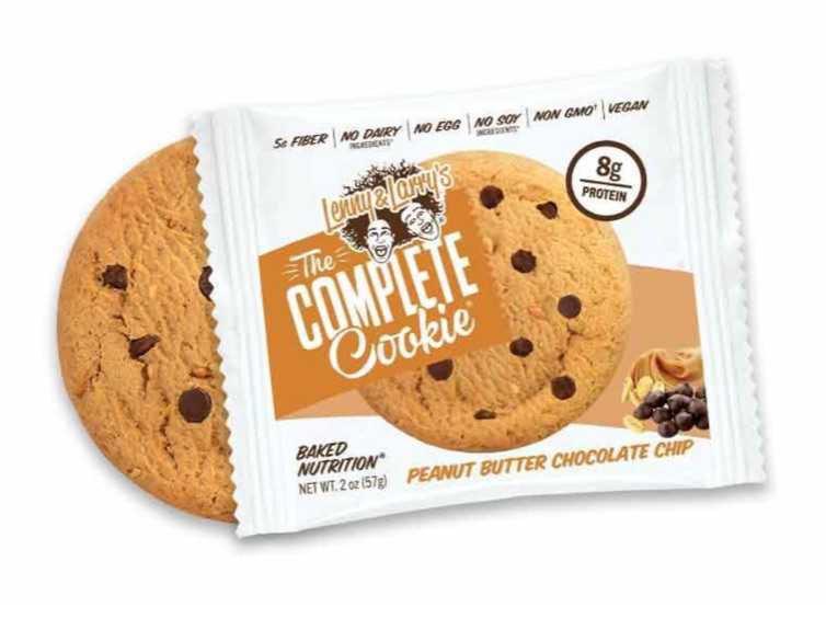 vegan pb and choc cookie