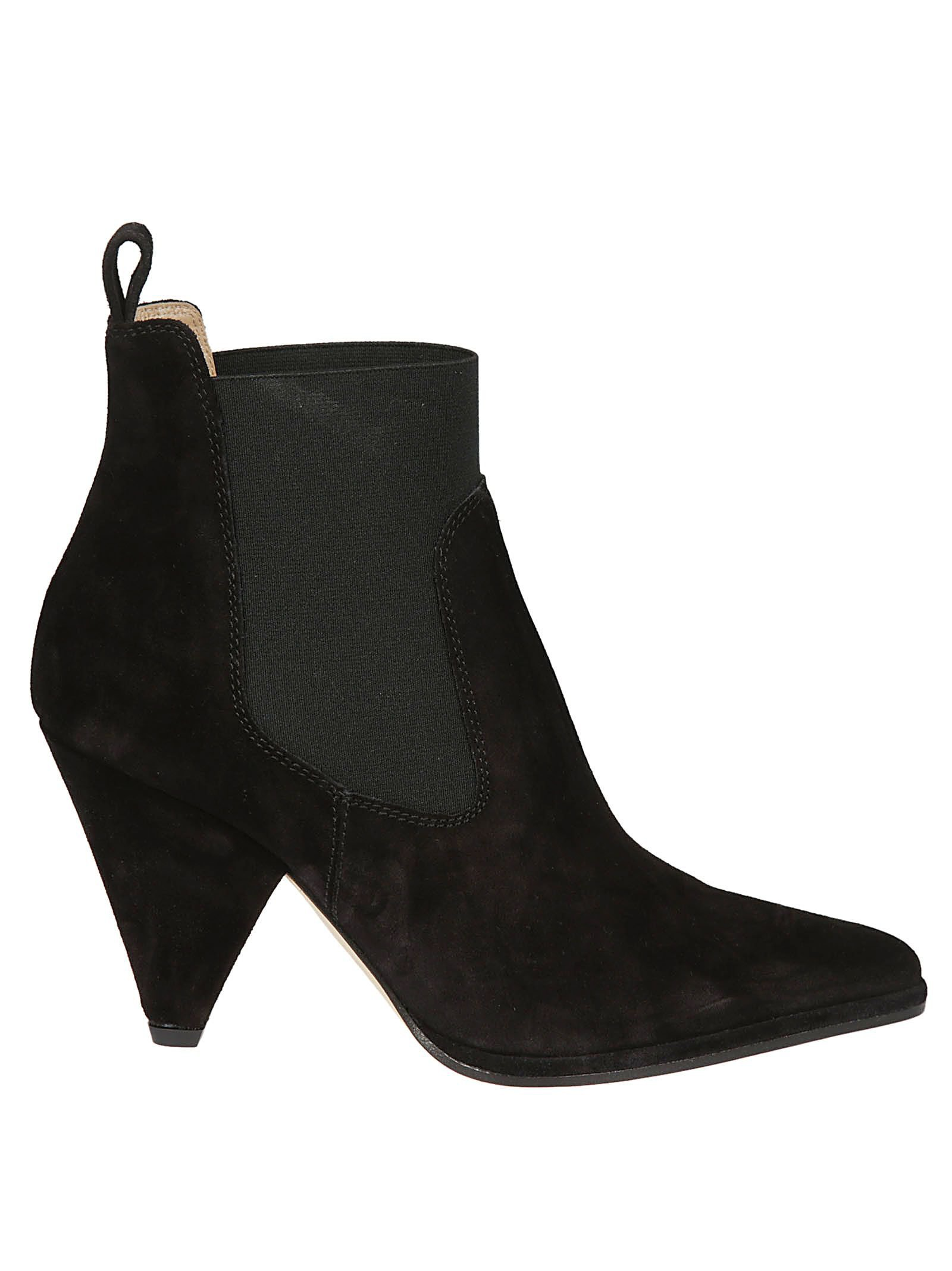Sergio Rossi Slip-on Ankle Boots