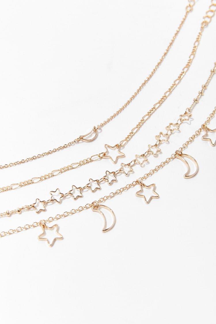 Charm Bracelet Set   Forever 21