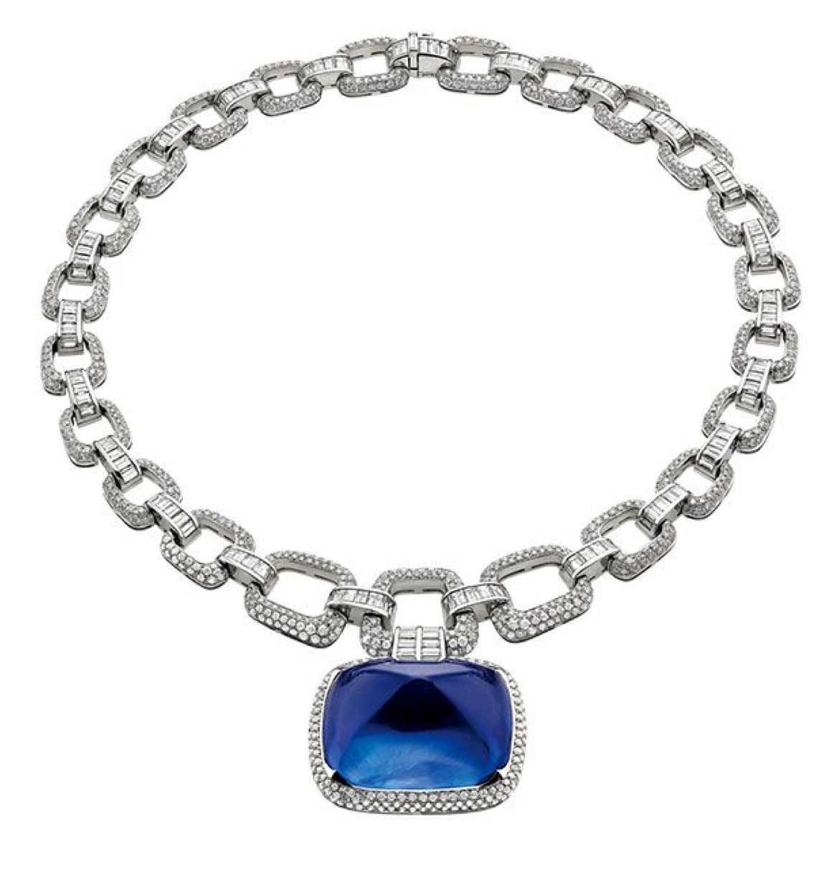 bulgarie necklace