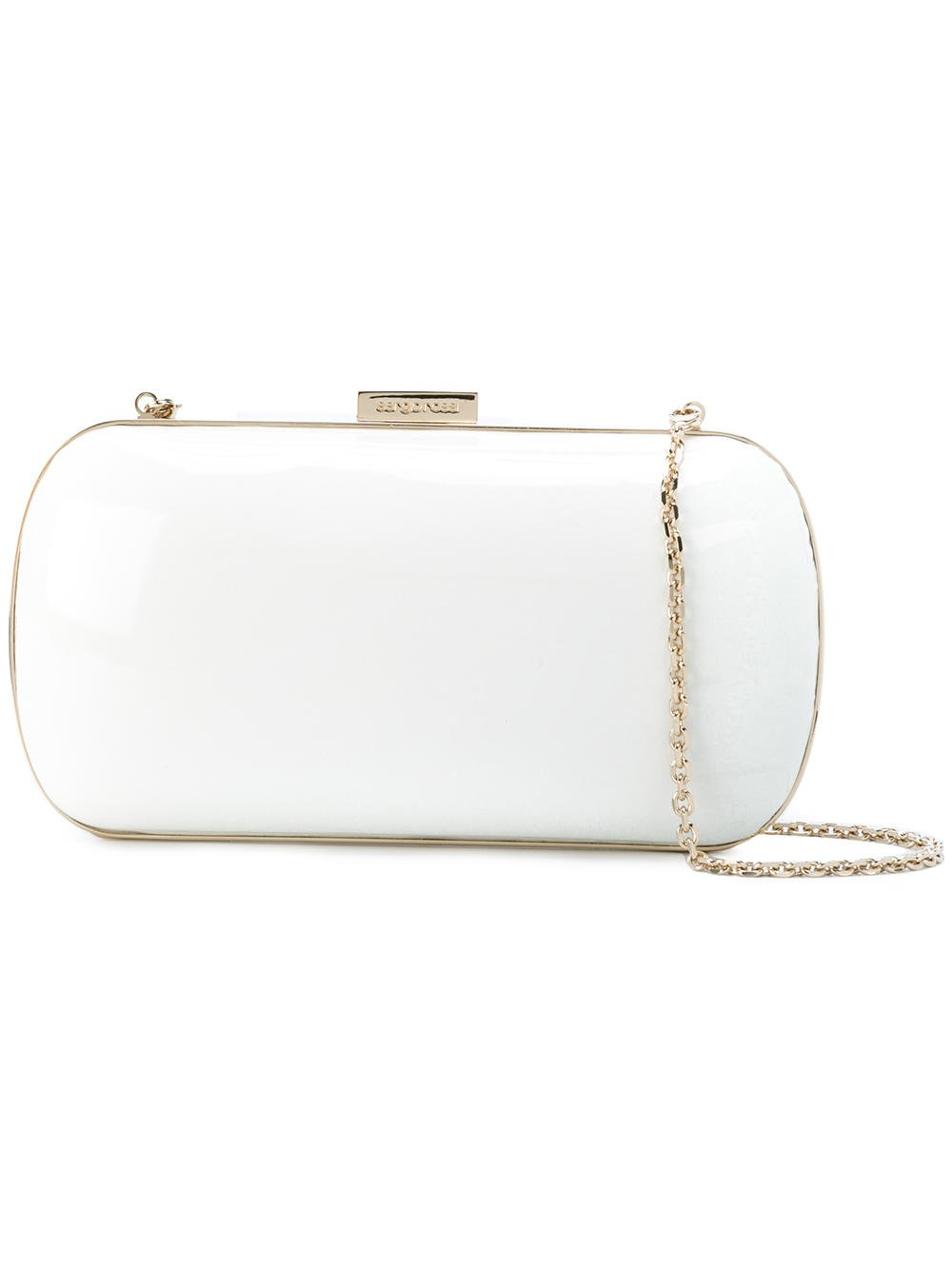 sergio rossi outlet rome, Sergio Rossi small clutch VERNICE SOFT BIANCO Women Bags,sergio rossi leather ankle boots, sergio rossi boots for sale best value