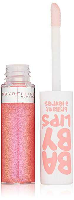 Amazon.com : Maybelline New York BABY LIPS Moisturizing Lip Gloss 0.18 #30 Pink-A-Boo Fluid Ounce : Beauty