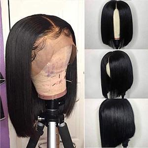 Riya 8A Unprocessed 13x6 Glueless Lace Front Wigs Human Hair Brazilian – Low Price Mart