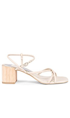 JAGGAR Pace Leather Sandal in Ivory | REVOLVE