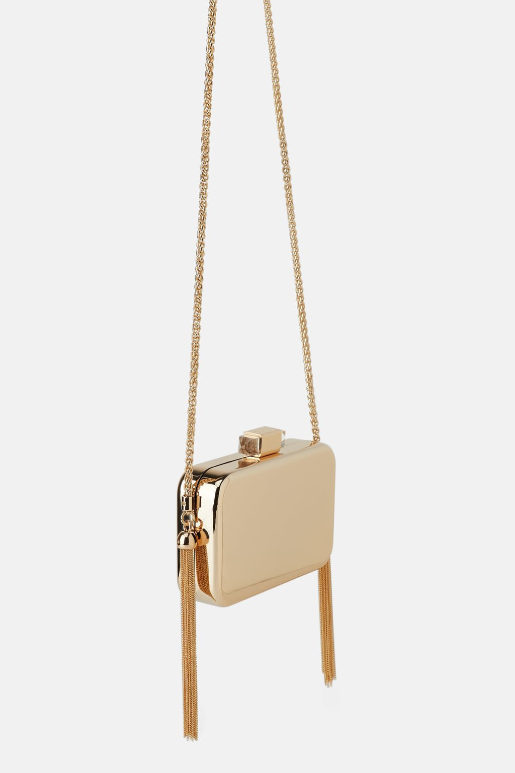 GOLD BOX BAG-BAGS-WOMAN-SHOES&BAGS | ZARA United States