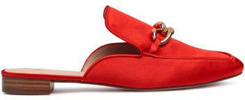 Slip-on loafers - Red