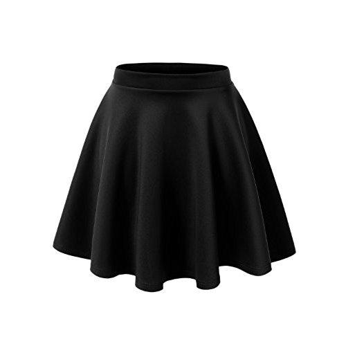black skater skirt - Google Search