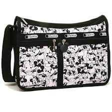 mickey and minnie mouse lesportsac - Google Search