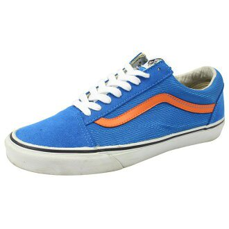 stay246 | Rakuten Global Market: SUPREME (shupurimu) x VANS 11SS OLD SKOOL ' 92 old school sneaker (blue orange) Size(28.0cm) (secondhand-available)