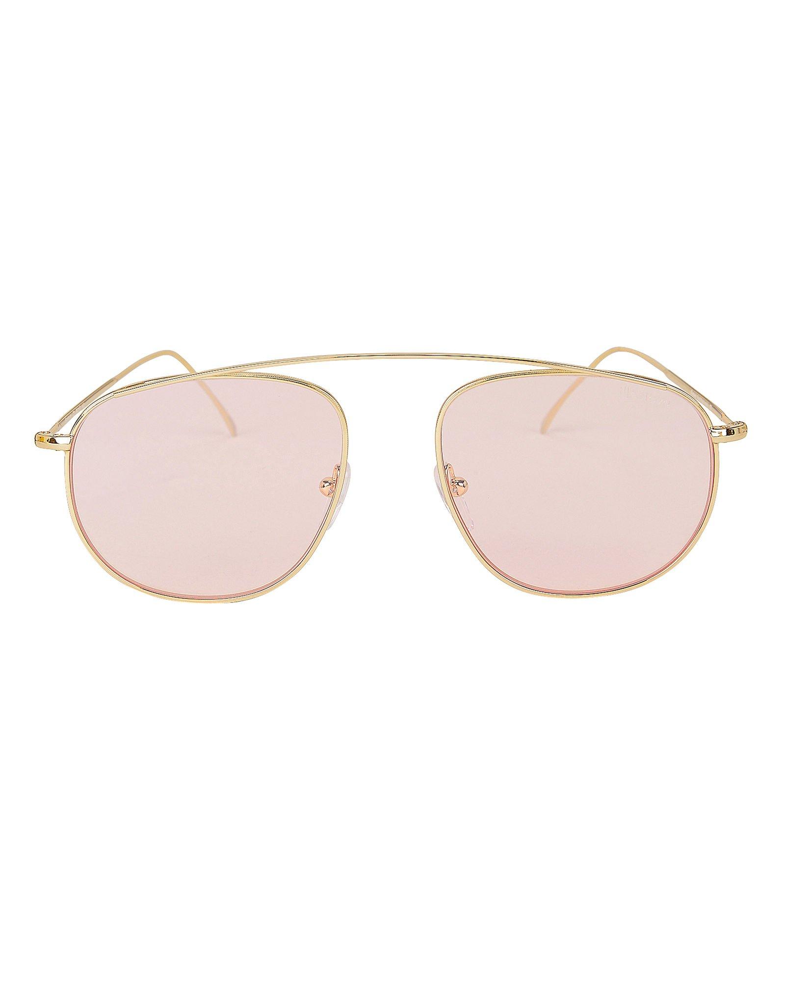 Illesteva | Santorini Gold Sunglasses