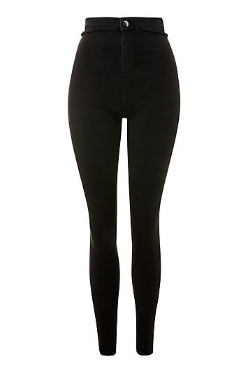 TALL Washed Black Joni Jeans - Shop All Jeans - Jeans - Topshop USA