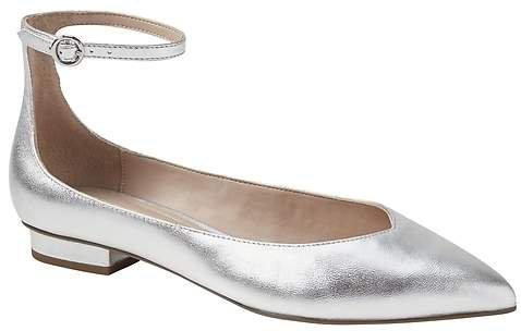 Ankle-Strap Flat