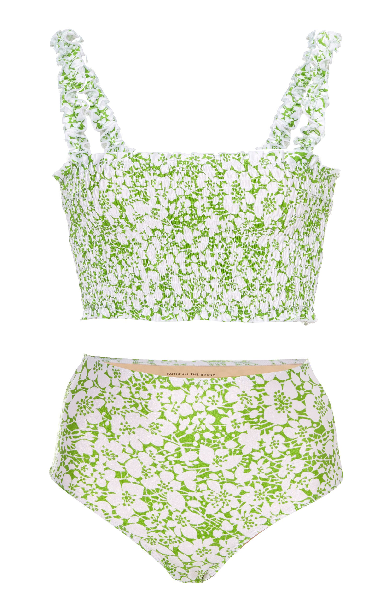 Faithfull The Brand Dora Floral Bikini Set