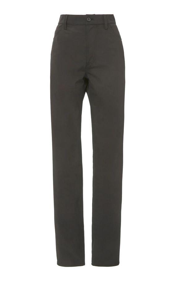 Maison Margiela High-Rise Skinny Trouser