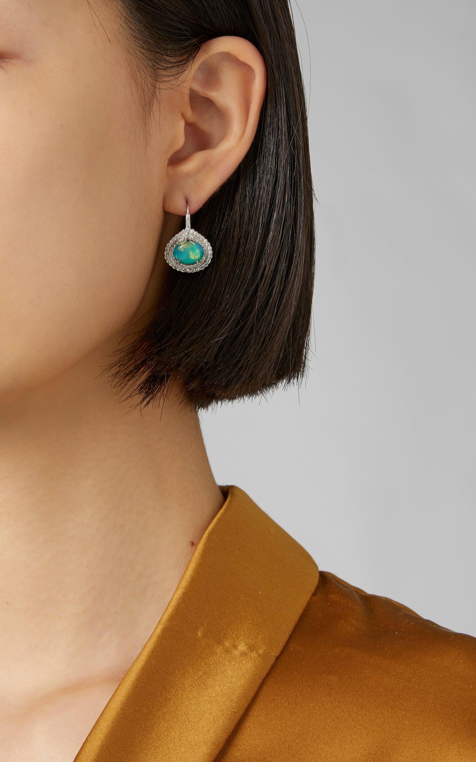 Amrapali Opal Drop Earrings