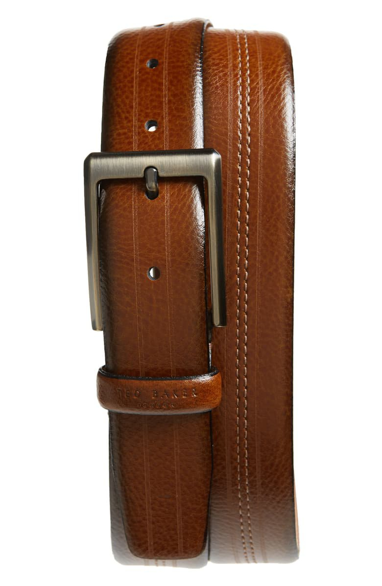 Ted Baker London Aggra Leather Belt | Nordstrom