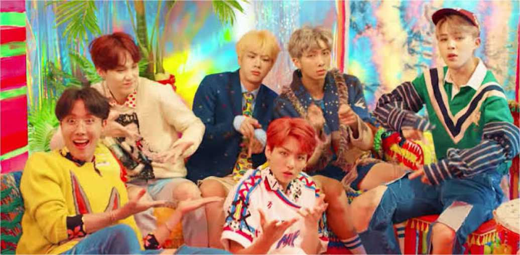 BTS Idol #2