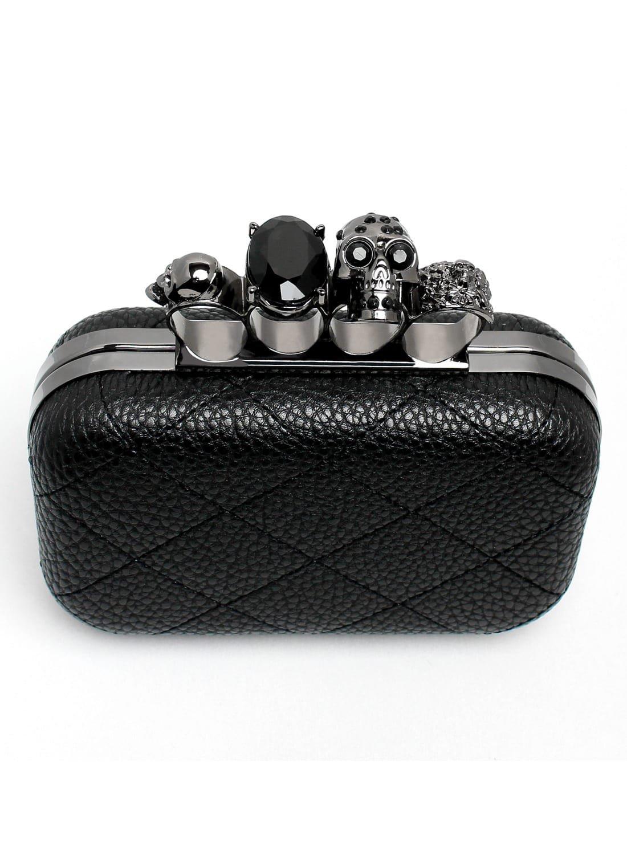 black ring clutch - Pesquisa Google