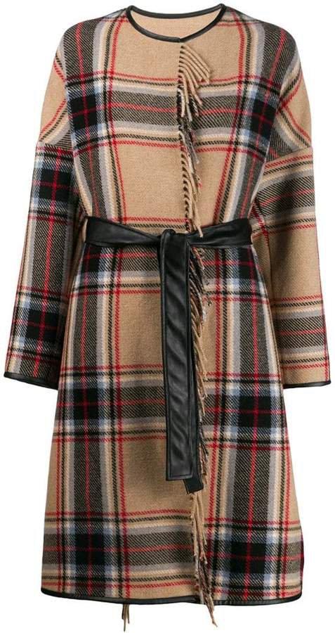 Costa blanket coat