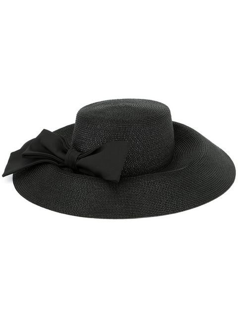 Paule Ka ribbon woven hat $511 - Buy Online SS19 - Quick Shipping, Price