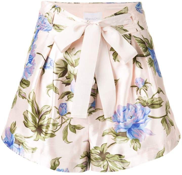Wild Flowers shorts