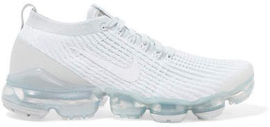 Air Vapormax 3 Flyknit Sneakers - White
