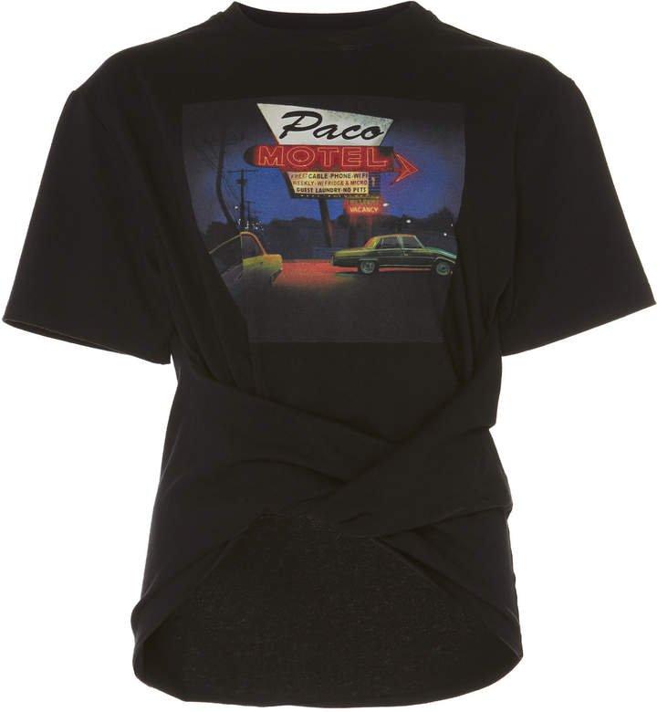 Graphic Wrap T-Shirt