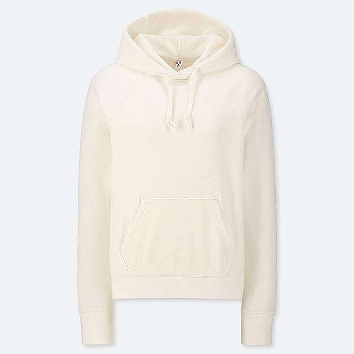 Women's Long-sleeve Hooded Sweatshirt