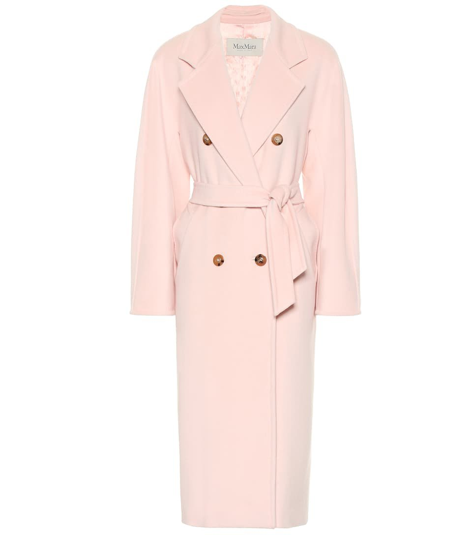 Max Mara Madame wool and cashmere coat