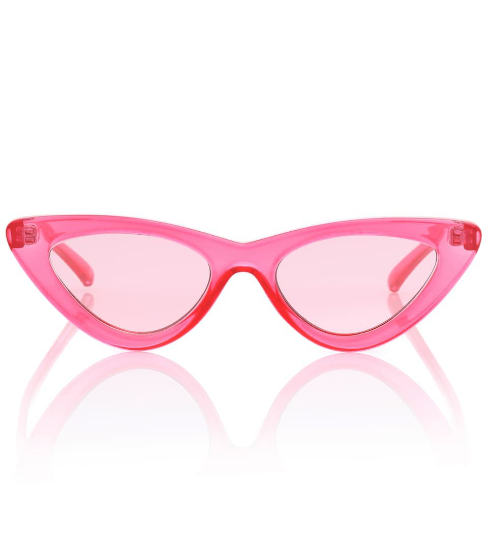 X Adam Selman The Last Lolita Cat-Eye Sunglasses - Le Specs