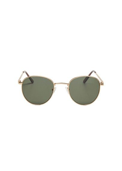 MANGO Metal sunglasses