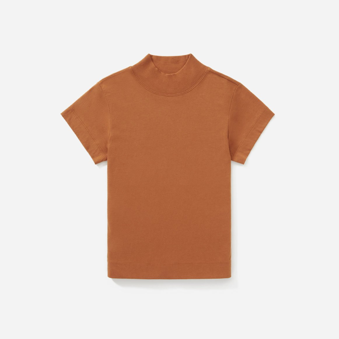 Women's Short-Sleeve Turtleneck Tee | Everlane