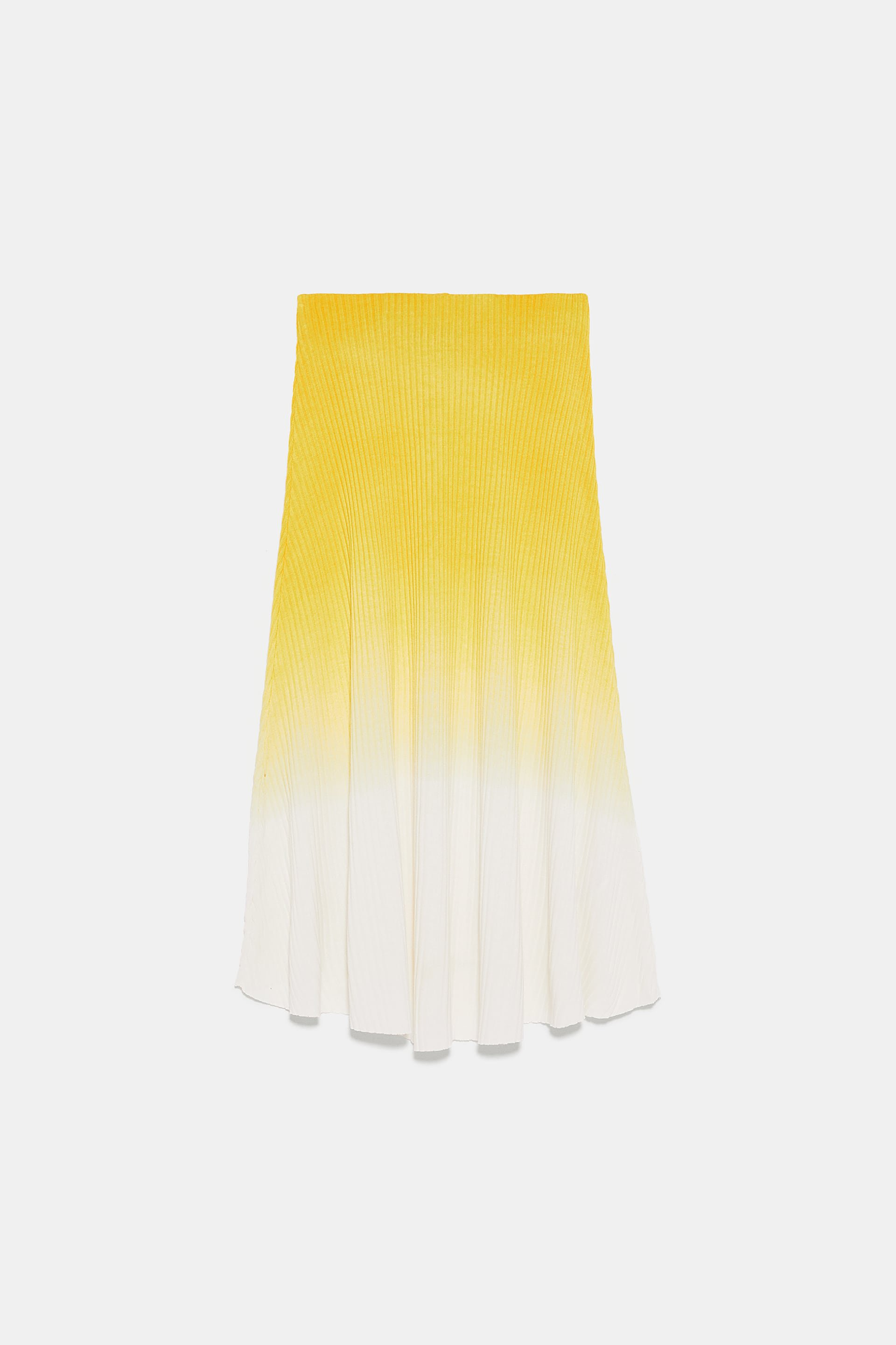 OMBRÉ SKIRT - View All-SKIRTS-WOMAN | ZARA United States