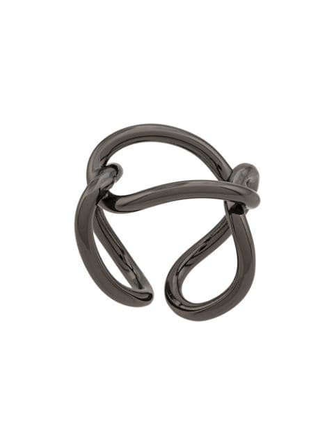 Federica Tosi Interlinked Looped Ring - Farfetch