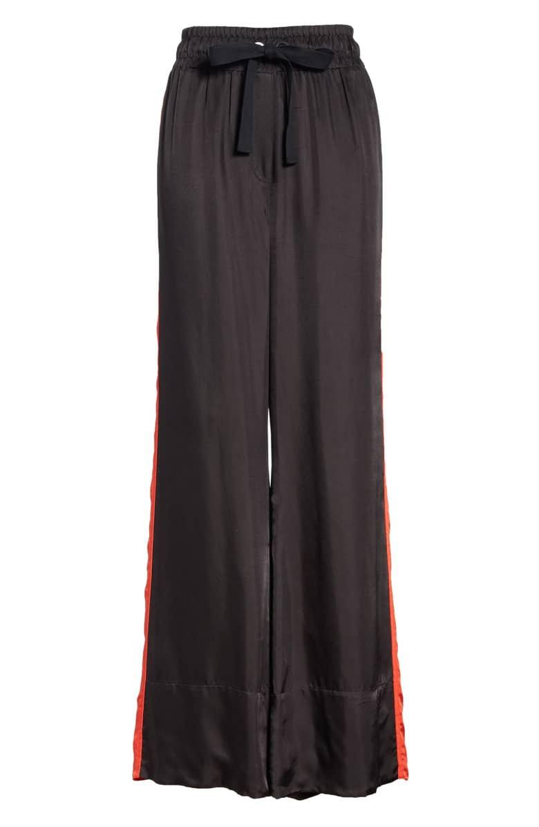 Cinq à Sept Sierra Side Stripe Pants   Nordstrom