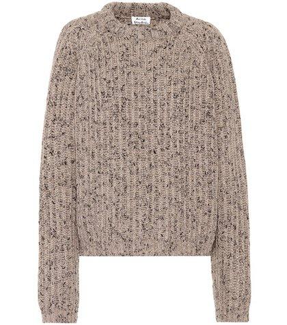 Mouliné sweater