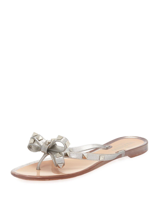 Valentino Thong Sandals