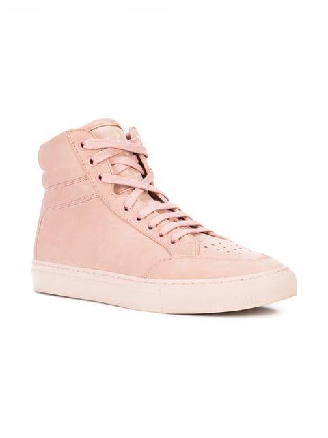 Koio Primo Rosa hi-top Sneakers