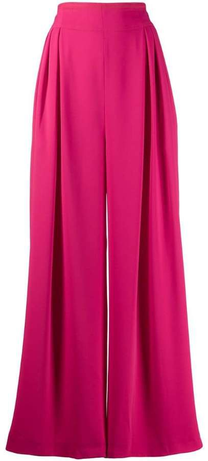 classic palazzo trousers