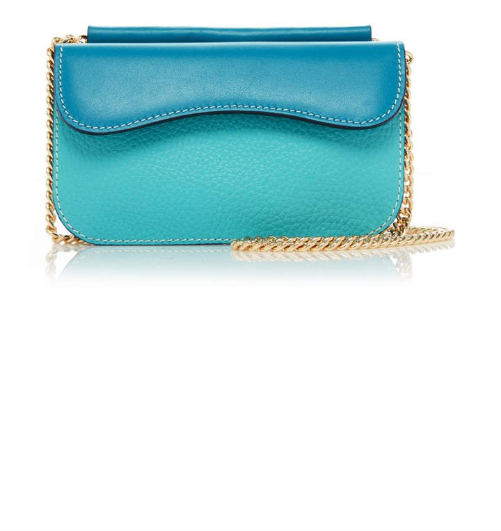 Peter Pilotto Metallic Chain Strap Mini Shoulder Bag