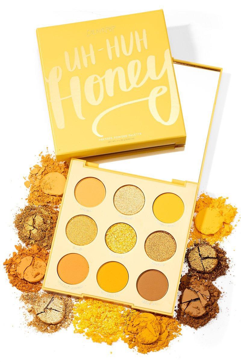 Uh-Huh Honey Shadow Palette | ColourPop
