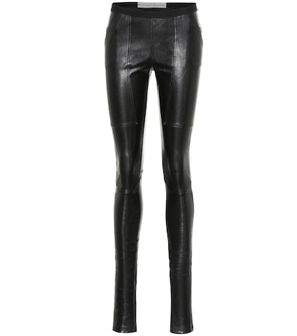 Easy Nagakin leather leggings