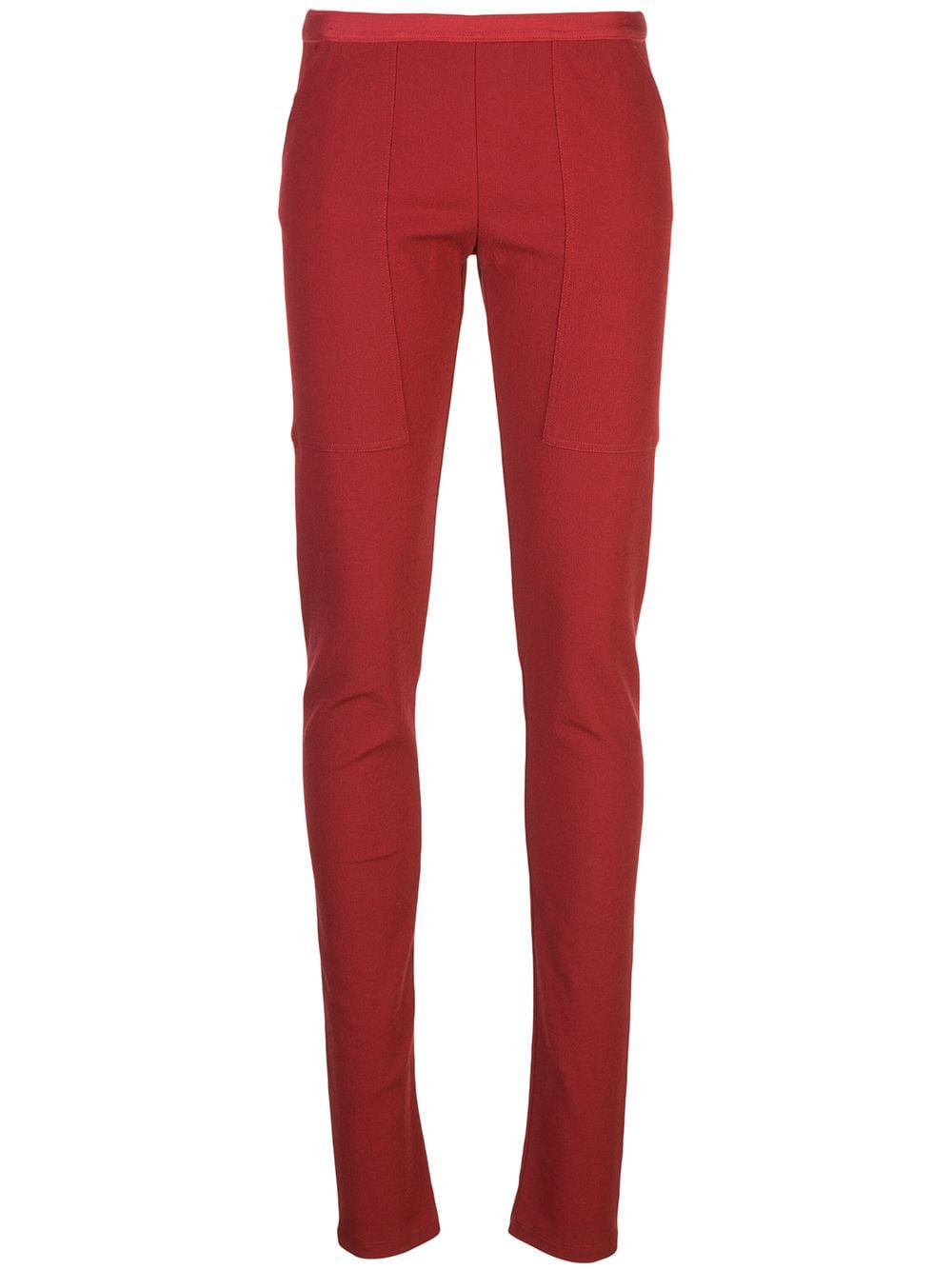 Rick Owens Skinny Fit Trousers