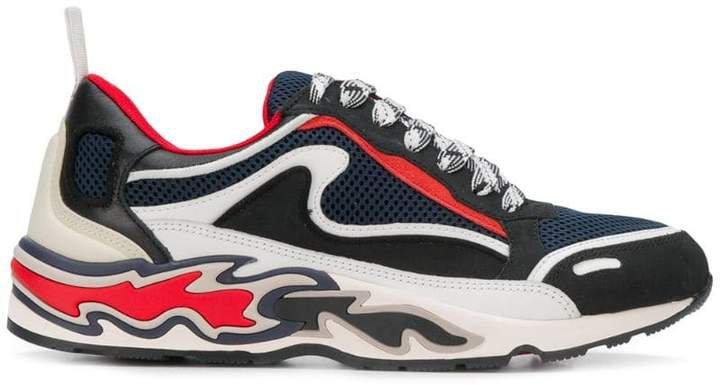 Paris Flame sneakers